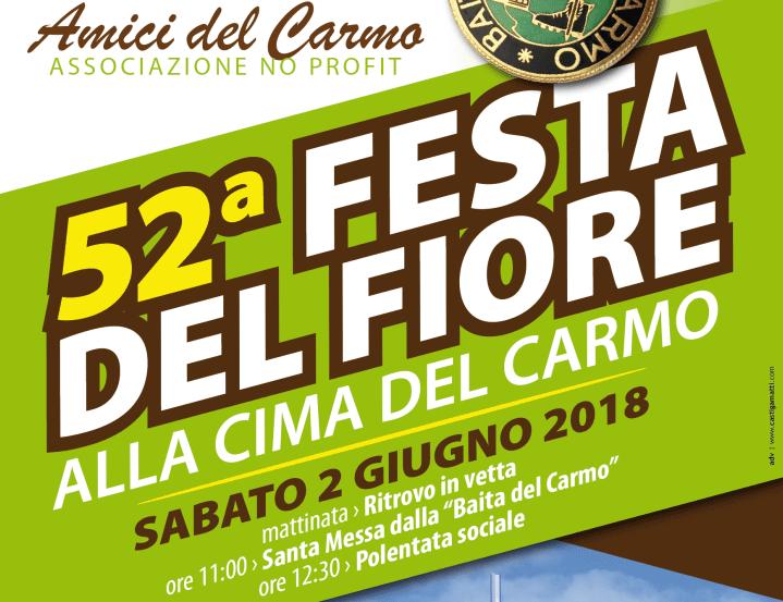 festa del fiore 2018 loano Cima del Carmo